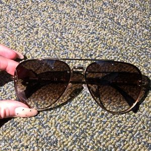 Celine Aviator glasses